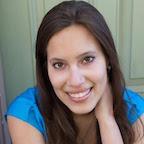 Workshop leader Erlina Ortiz
