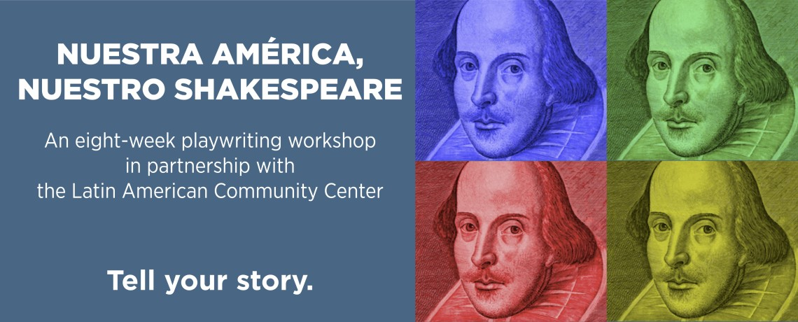 Our America, Our Shakespeare
