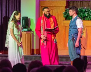 Leap of Faith Creates Memorable MUCH ADO