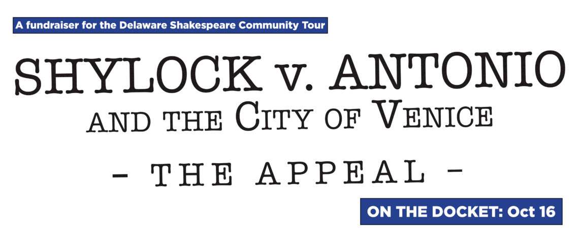 Shylock v. Antonio and the City of Venice: The Appeal