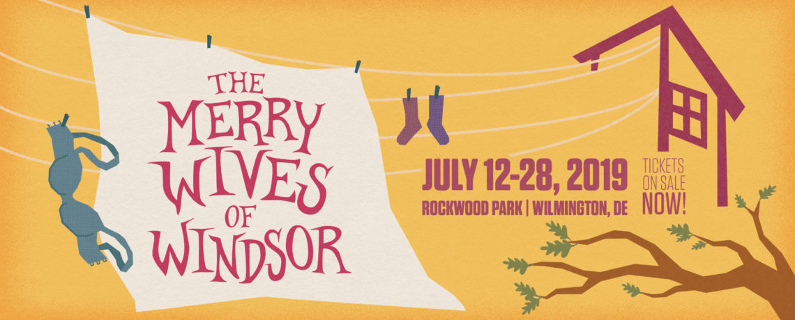 Summer Festival: The Merry Wives of Windsor