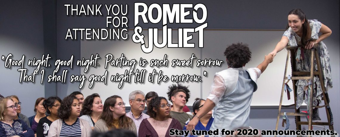 Community Tour: Romeo and Juliet