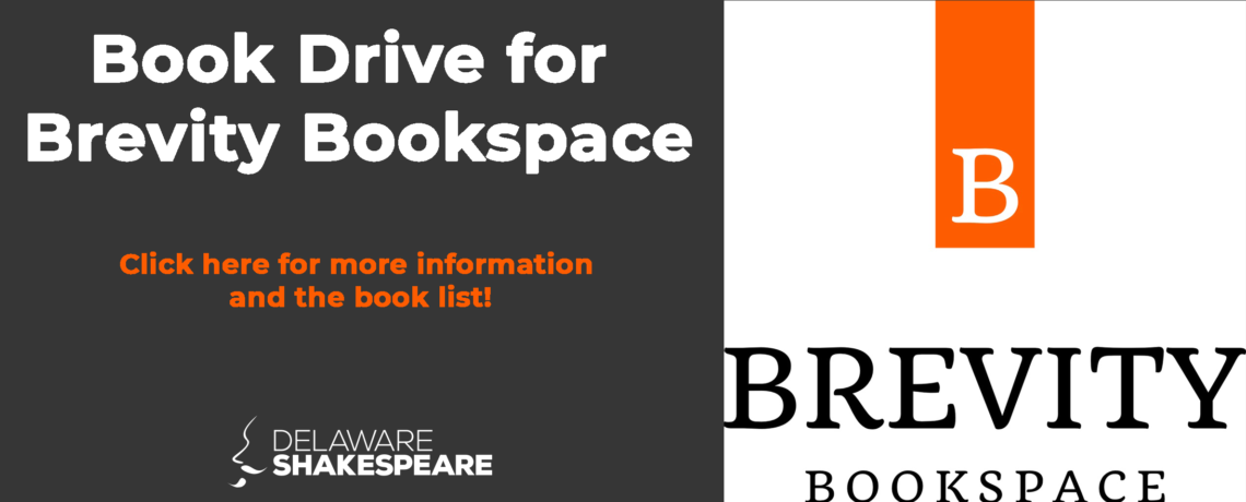 Book Drive for Brevity Bookspace